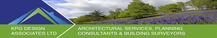 KPG DESIGN ASSOCIATES Architectural Services,  Planning Consultants &  Building Surveyors